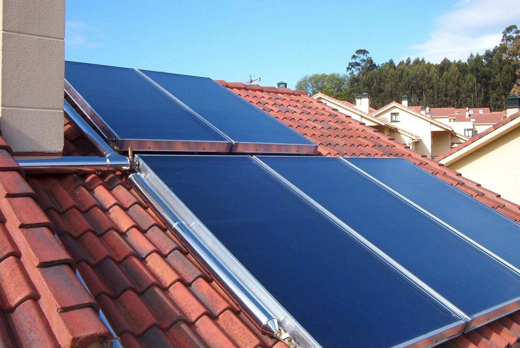 Energia Solar Térmica